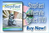 Stepfast lifestyle series